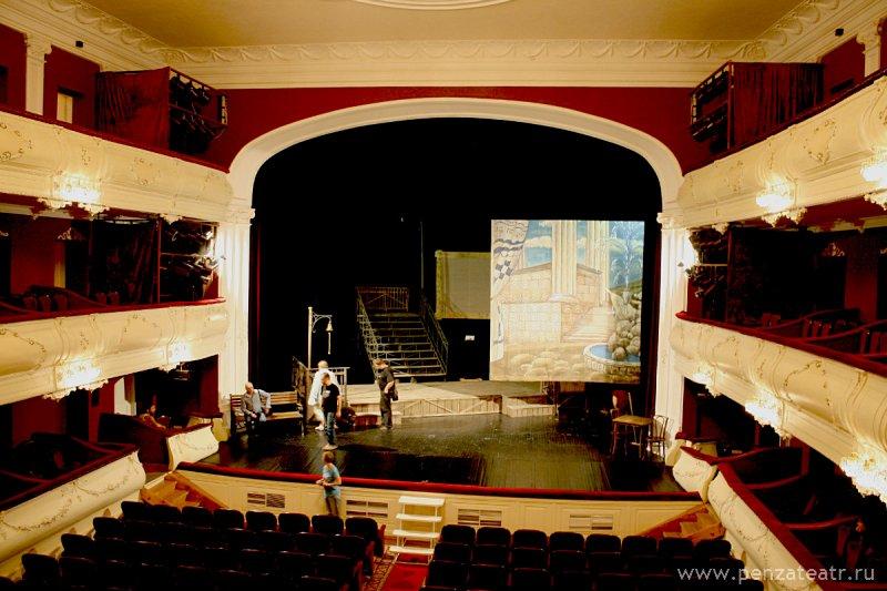 Кукольный театр афиша на август тамбов